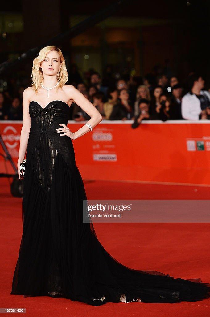 Opening Ceremony And 'L'Ultima Ruota Del Carro Premiere - The 8th Rome Film Festival