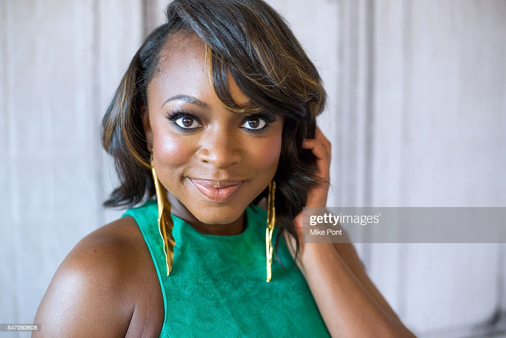 Actress Naturi Naughton attends the AOL Build Speaker Series to discuss 'Power' at AOL HQ on July 13 2016 in New York City