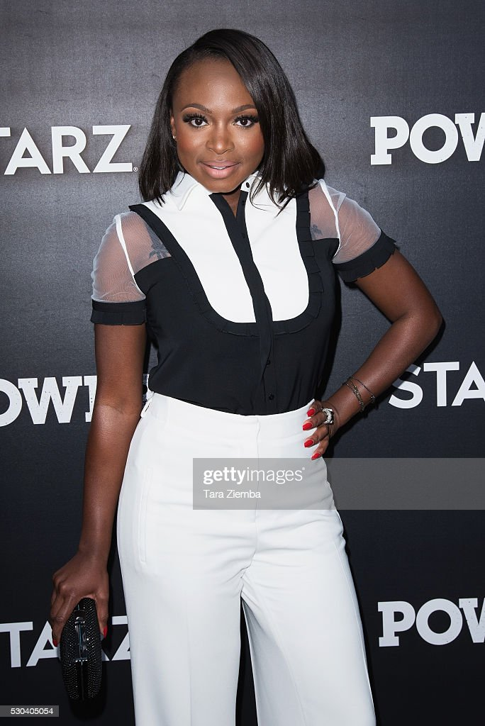 Actress Naturi Naughton attends the For Your Consideration Event For STARZ's 'Power' at ArcLight Hollywood on May 10 2016 in Hollywood California