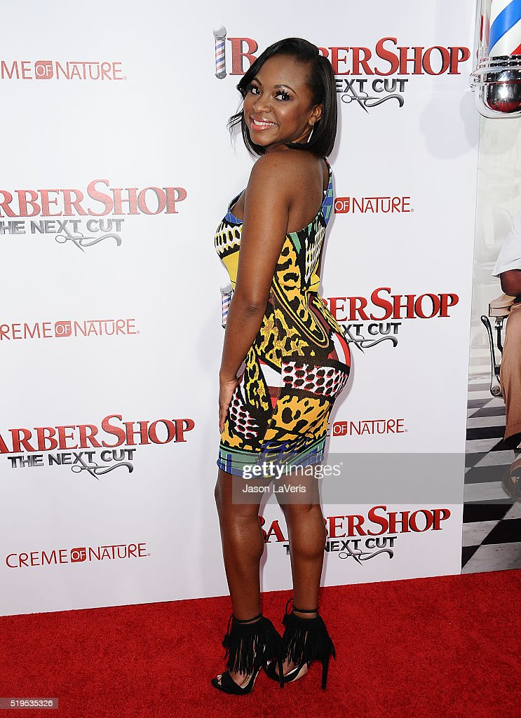 Actress Naturi Naughton attends the premiere of 'Barbershop The Next Cut' at TCL Chinese Theatre on April 6 2016 in Hollywood California