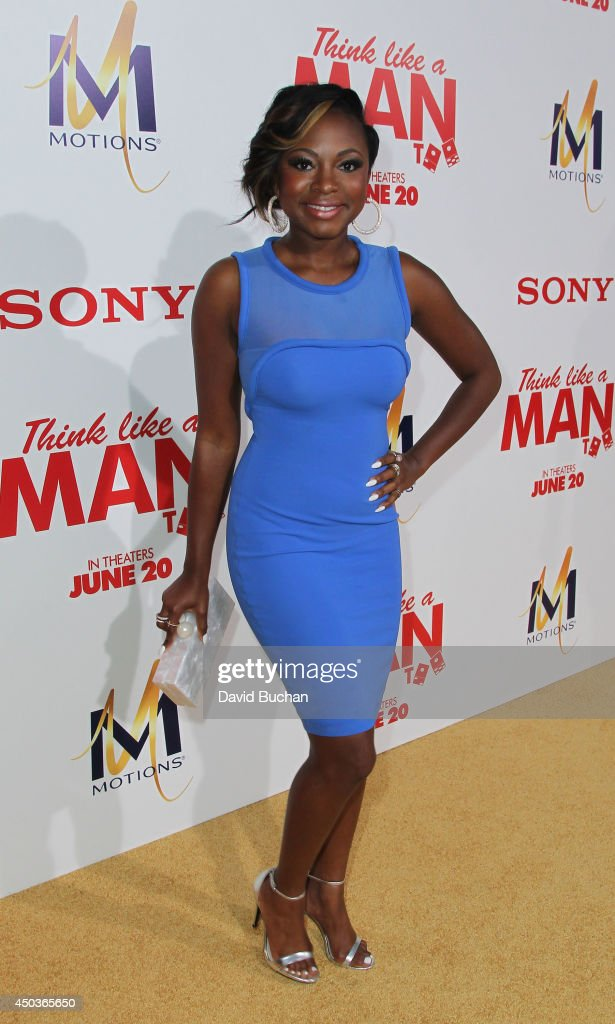Actress <a gi-track='captionPersonalityLinkClicked' href=/galleries/search?phrase=Naturi+Naughton&family=editorial&specificpeople=2559512 ng-click='$event.stopPropagation()'>Naturi Naughton</a> attends the Premiere Of Screen Gems' 'Think Like A Man Too' at TCL Chinese Theatre on June 9, 2014 in Hollywood, California.
