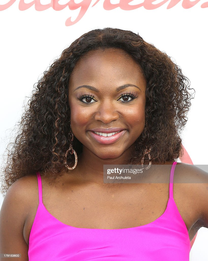Actress Naturi Naughton attends the Reed For Hope Foundation's 11th annual 'Sunshine Beyond Summer' celebration on August 31, 2013 in Westlake Village, California.