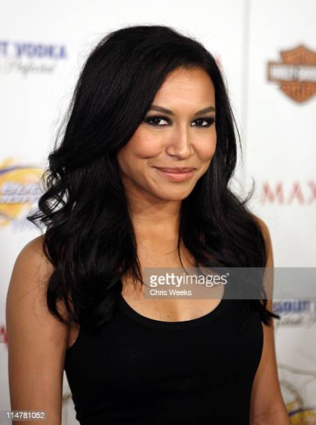 Actress Naya Rivera arrives at the 11th annual Maxim Hot 100 Party with HarleyDavidson ABSOLUT VODKA Ed Hardy Fragrances and ROGAINE held at...
