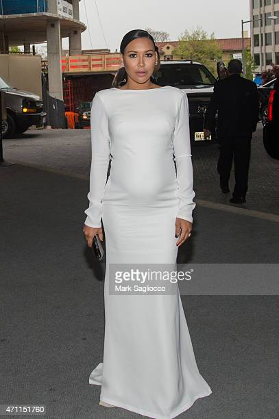 Actress Naya Rivera attends the 101st Annual White House Correspondents' Association Dinner at the Washington Hilton on April 25 2015 in Washington DC