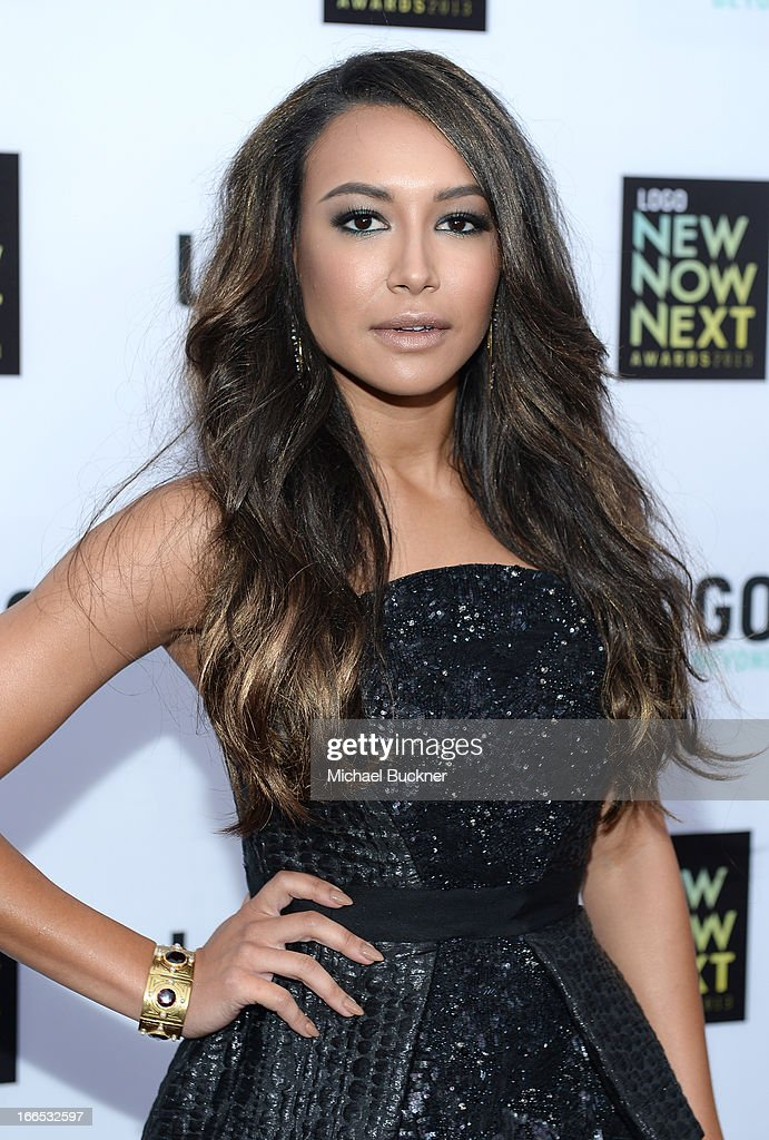 Actress Naya Rivera attends the 2013 NewNowNext Awards at The Fonda Theatre on April 13, 2013 in Los Angeles, California.