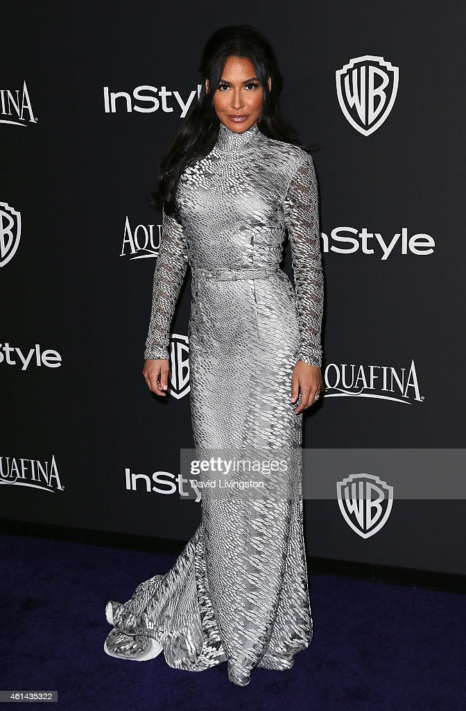 Actress Naya Rivera attends the 2015 InStyle and Warner Bros. 72nd Annual Golden Globe Awards Post-Party at The Beverly Hilton Hotel on January 11, 2015 in Beverly Hills, California.