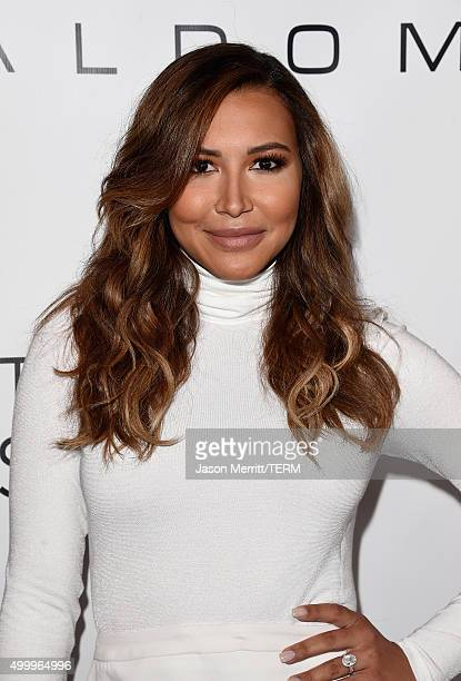 Actress Naya Rivera attends the March Of Dimes Celebration Of Babies Luncheon honoring Jessica Alba at the Beverly Wilshire Four Seasons Hotel on...