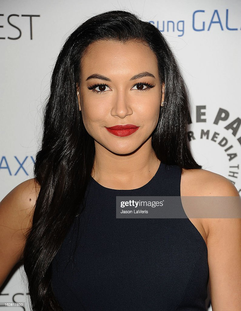 Actress <a gi-track='captionPersonalityLinkClicked' href=/galleries/search?phrase=Naya+Rivera&family=editorial&specificpeople=5745696 ng-click='$event.stopPropagation()'>Naya Rivera</a> attends the PaleyFest Icon Award presentation at The Paley Center for Media on February 27, 2013 in Beverly Hills, California.