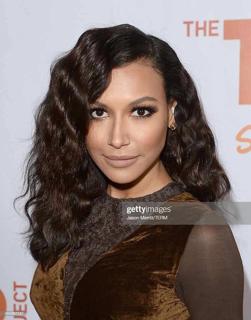 Actress Naya Rivera attends 'TrevorLIVE LA' honoring Jane Lynch and Toyota for the Trevor Project at Hollywood Palladium on December 8, 2013 in Hollywood, California.