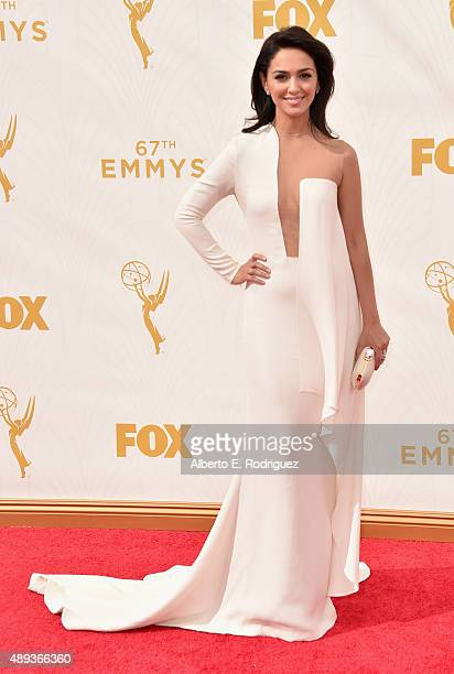 Actress Nazanin Boniadi attends the 67th Emmy Awards at Microsoft Theater on September 20 2015 in Los Angeles California 25720_001
