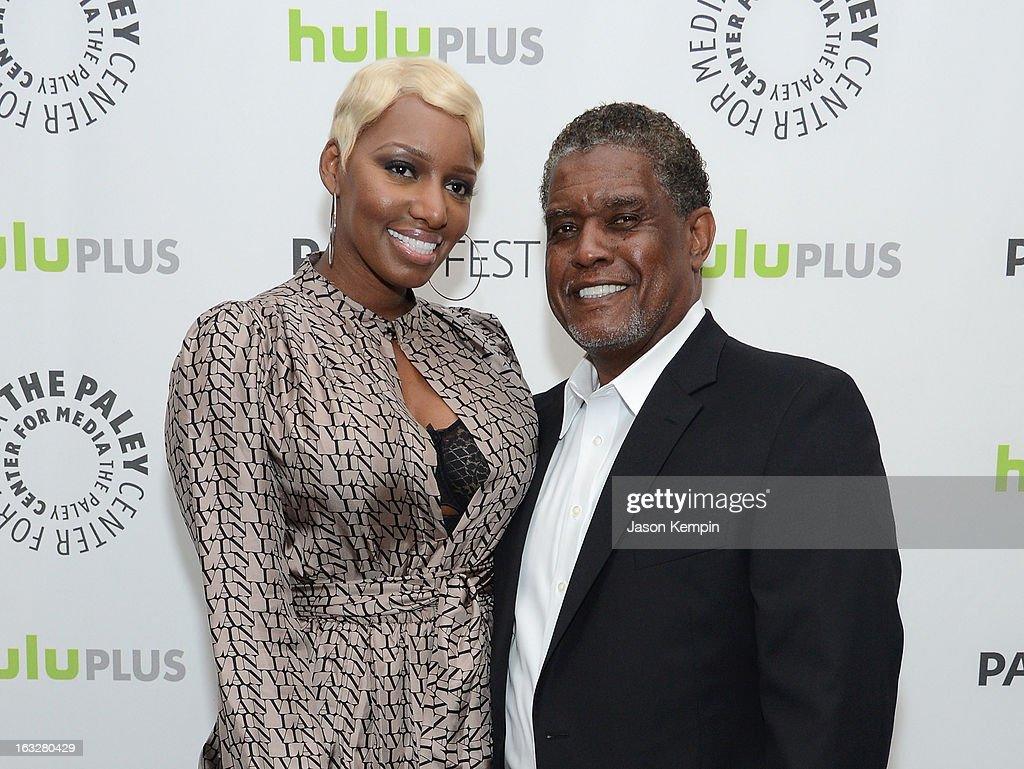 Actress <a gi-track='captionPersonalityLinkClicked' href=/galleries/search?phrase=NeNe+Leakes&family=editorial&specificpeople=5446374 ng-click='$event.stopPropagation()'>NeNe Leakes</a> and Gregg Leakes attend the Paley Center For Media's PaleyFest 2013 Honoring 'The New Normal' at Saban Theatre on March 6, 2013 in Beverly Hills, California.
