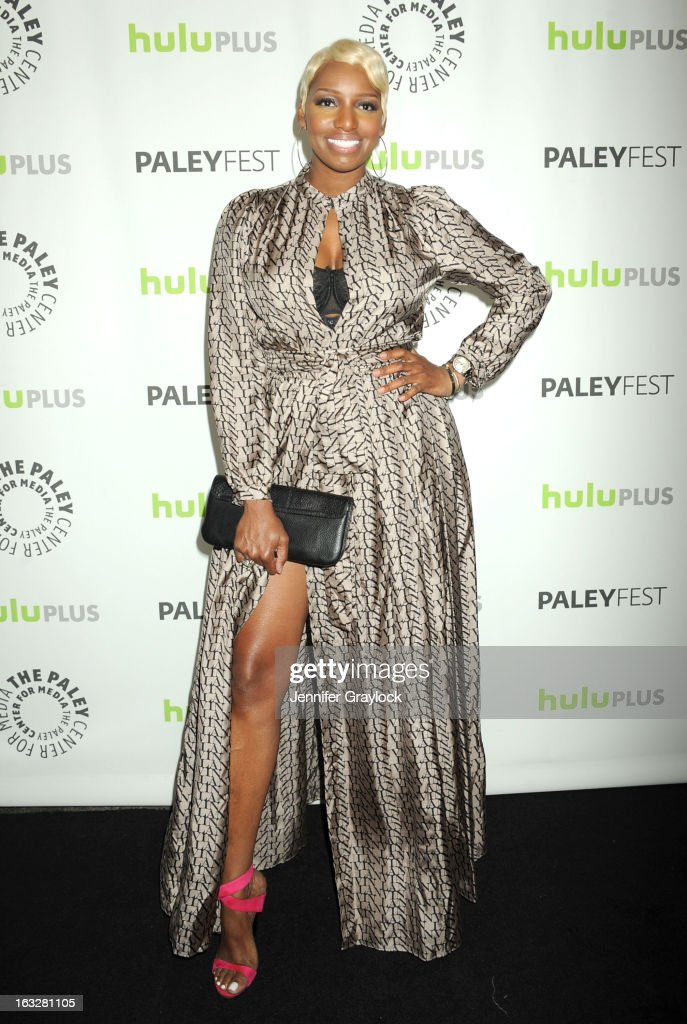 Actress NeNe Leakes attends the 30th Annual PaleyFest: The William S. Paley Television Festival Honors The New Normal held at Saban Theatre on March 6, 2013 in Beverly Hills, California.