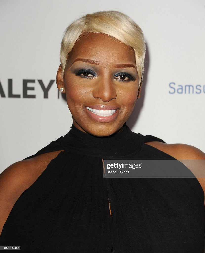 Actress NeNe Leakes attends the PaleyFest Icon Award presentation at The Paley Center for Media on February 27, 2013 in Beverly Hills, California.