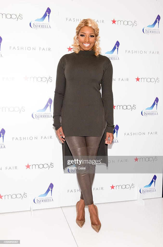 Actress NeNe Leakes visits Macy's Herald Square on December 4 2014 in New York City