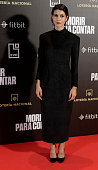'Morir Para Contar' Madrid Premiere - Madrid Premiere...