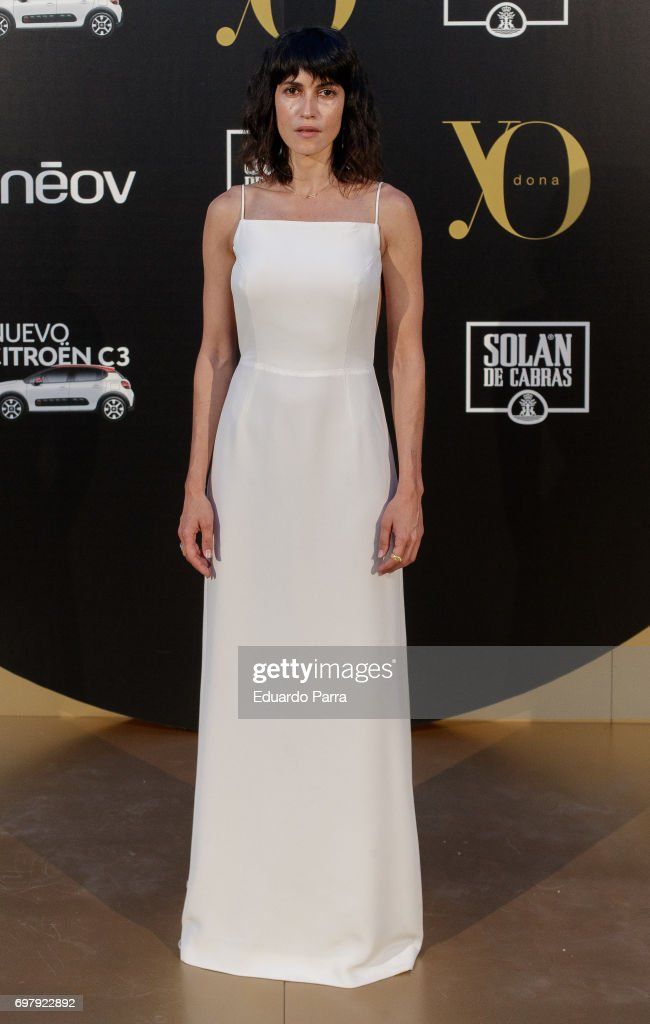 Actress Nerea Barros attends the 'Yo Donna International Awards' photocall at Duques de Pastrana palace on June 19, 2017 in Madrid, Spain.