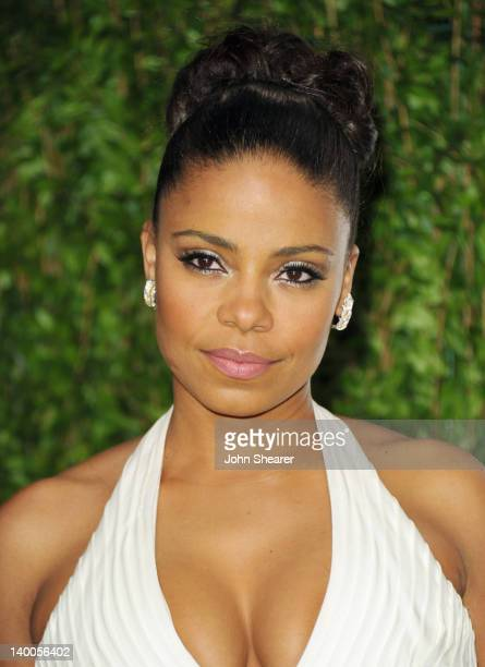 Actress Nia Long arrives at the 2012 Vanity Fair Oscar Party hosted by Graydon Carter at Sunset Tower on February 26 2012 in West Hollywood California