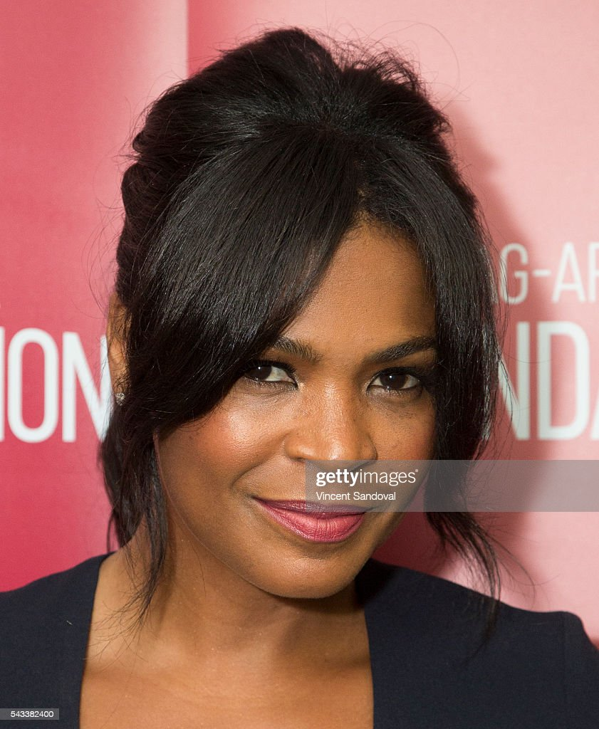 Actress <a gi-track='captionPersonalityLinkClicked' href=/galleries/search?phrase=Nia+Long&family=editorial&specificpeople=206752 ng-click='$event.stopPropagation()'>Nia Long</a> attends a career retrospective for SAG-AFTRA Foundation Conversations at SAG-AFTRA Foundation on June 27, 2016 in Los Angeles, California.