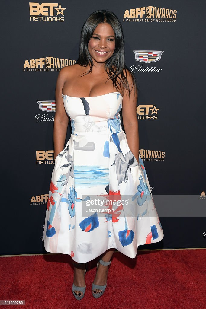 2016 ABFF Awards: A Celebration Of Hollywood - Arrivals