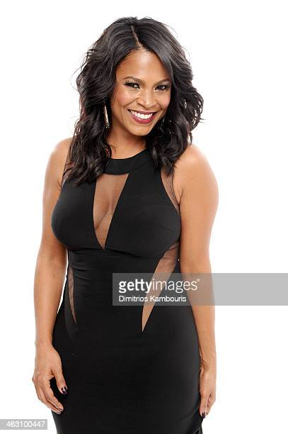Actress Nia Long poses for a portrait during the 19th Annual Critics' Choice Movie Awards at Barker Hangar on January 16 2014 in Santa Monica...