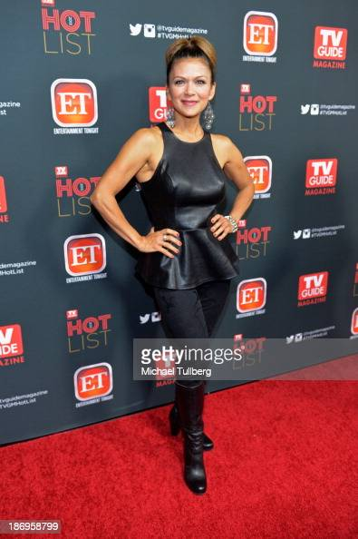 Actress Nia Peeples attends TV Guide Magazine's Annual Hot List Party at The Emerson Theatre on November 4 2013 in Hollywood California