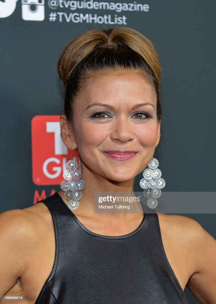 Actress <a gi-track='captionPersonalityLinkClicked' href=/galleries/search?phrase=Nia+Peeples&family=editorial&specificpeople=635440 ng-click='$event.stopPropagation()'>Nia Peeples</a> attends TV Guide Magazine's Annual Hot List Party at The Emerson Theatre on November 4, 2013 in Hollywood, California.