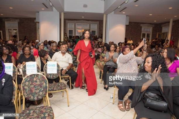 Actress Niatia quotLil' Mamaquot Kirkland who plays Falicia Blakely is introduced at TV One's DC Premiere of When Love Kills The Falicia Blakely...