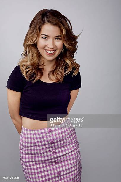 Actress Nichole Bloom of NBC's 'Superstore' is photographed on November 18 2015 in Burbank California
