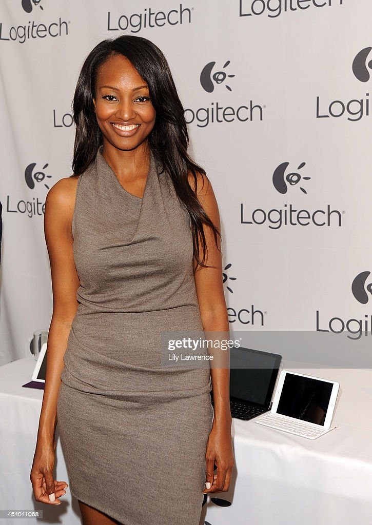 Actress Nichole Galicia attends the HBO Luxury Lounge featuring PANDORA at Four Seasons Hotel Los Angeles at Beverly Hills on August 23, 2014 in Beverly Hills, California.