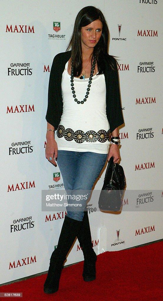 Joanna Krupa Photos Photos - 2005 Maxim Hot 100 List - Arrivals ...