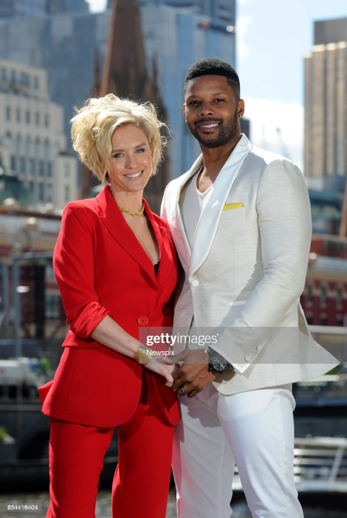 Nicky Whelan & Kerry Rhodes Portrait Shoot