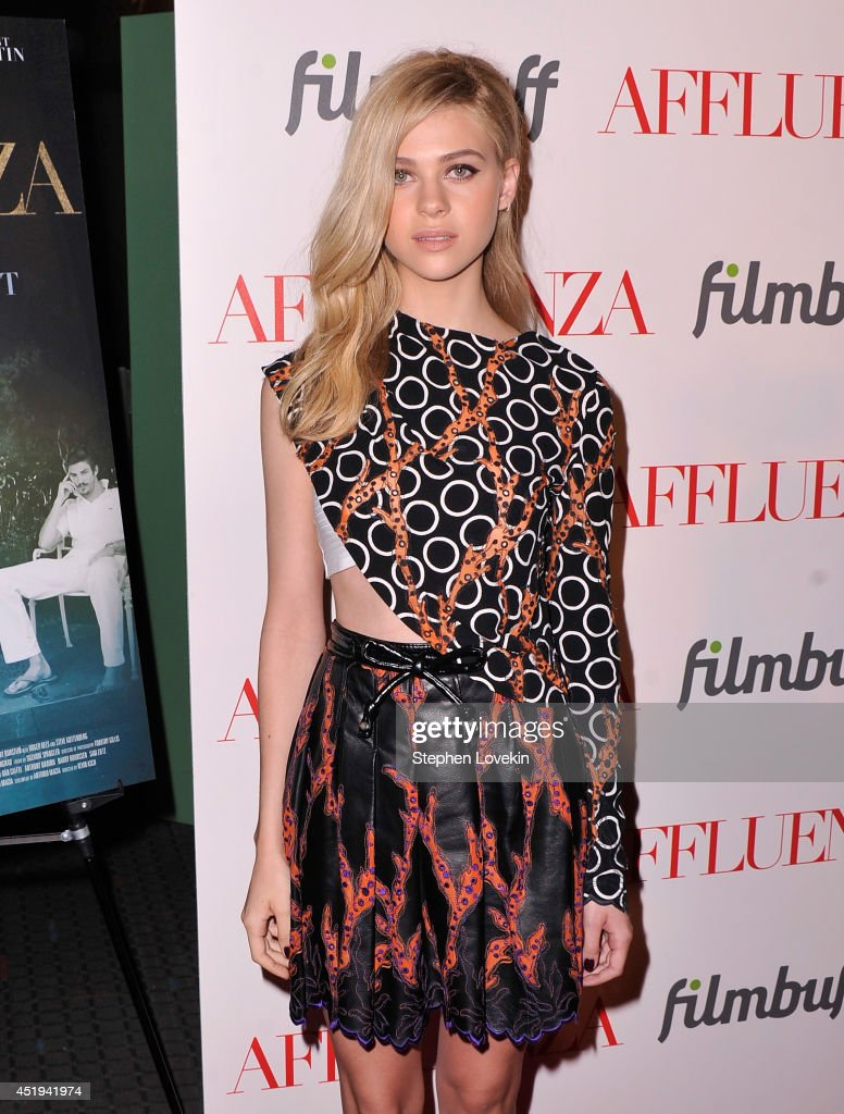 Actress <a gi-track='captionPersonalityLinkClicked' href=/galleries/search?phrase=Nicola+Peltz&family=editorial&specificpeople=5306904 ng-click='$event.stopPropagation()'>Nicola Peltz</a> attends the 'Affluenza' premiere at SVA Theater on July 9, 2014 in New York City.