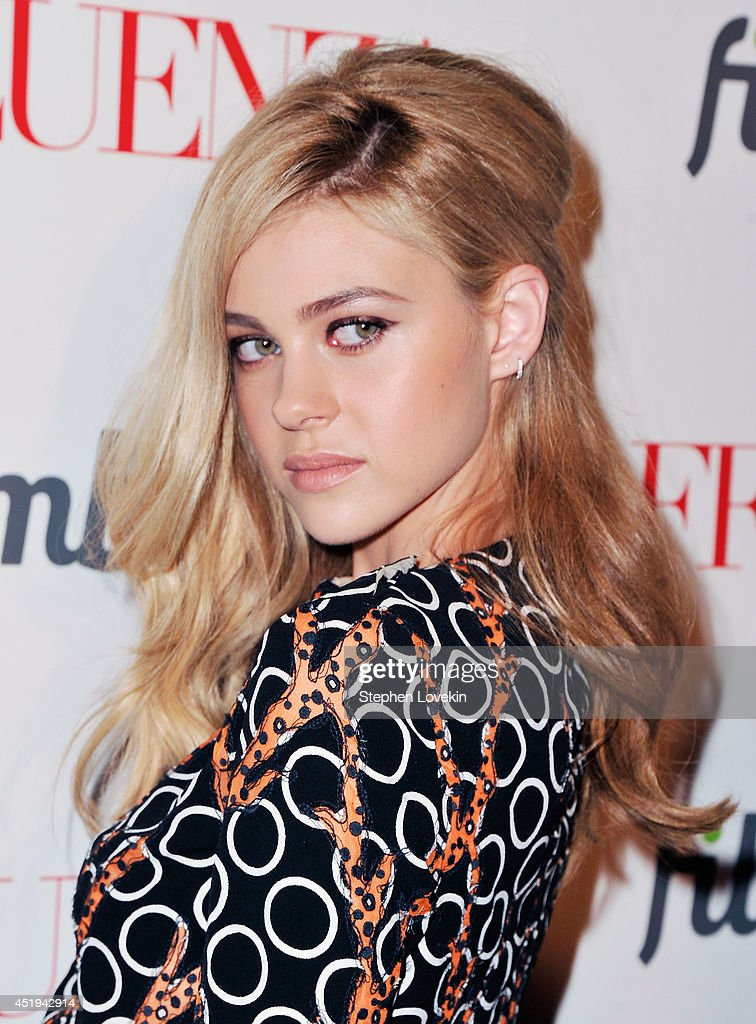 Actress Nicola Peltz attends the 'Affluenza' premiere at SVA Theater on July 9, 2014 in New York City.