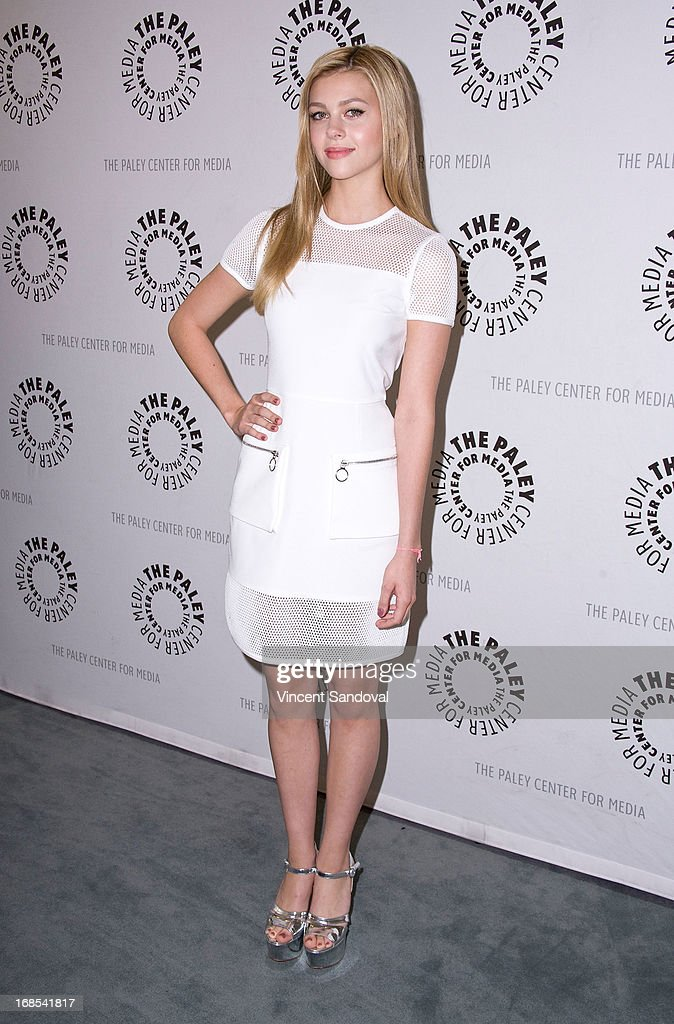 Actress Nicola Peltz attends The Paley Center For Media presents 'Bates Motel: Reimagining a Cinema Icon' at The Paley Center for Media on May 10, 2013 in Beverly Hills, California.