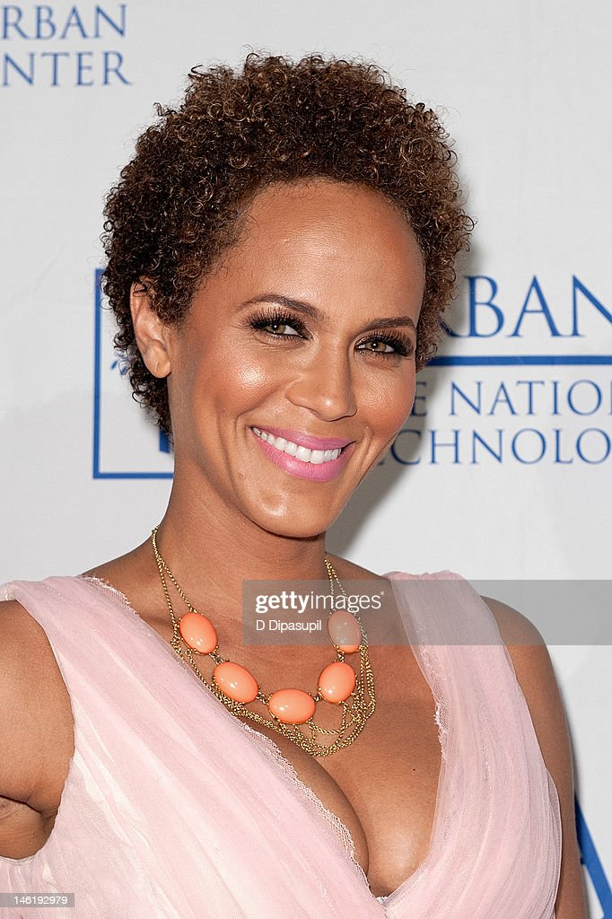 Actress Nicole Ari Parker attends the 17th Annual National Urban Technology Center Gala at Capitale on June 11, 2012 in New York City.
