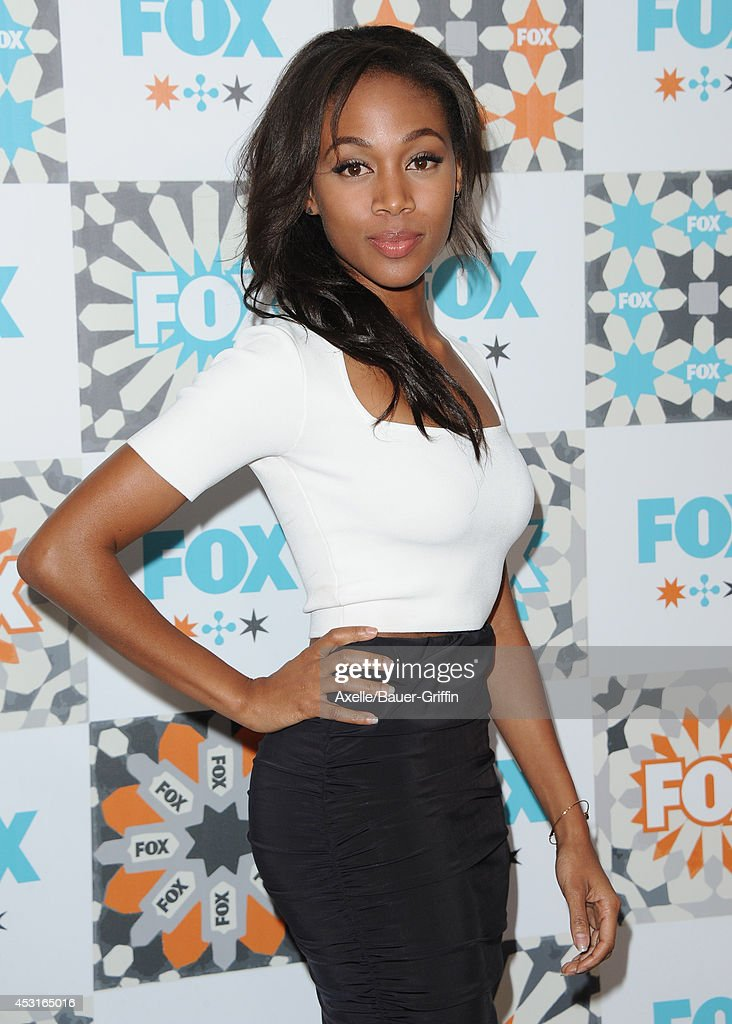 Actress <a gi-track='captionPersonalityLinkClicked' href=/galleries/search?phrase=Nicole+Beharie&family=editorial&specificpeople=5806791 ng-click='$event.stopPropagation()'>Nicole Beharie</a> arrives at the FOX All-Star Party 2014 Television Critics Association Summer Press Tour at Soho House on July 20, 2014 in West Hollywood, California.