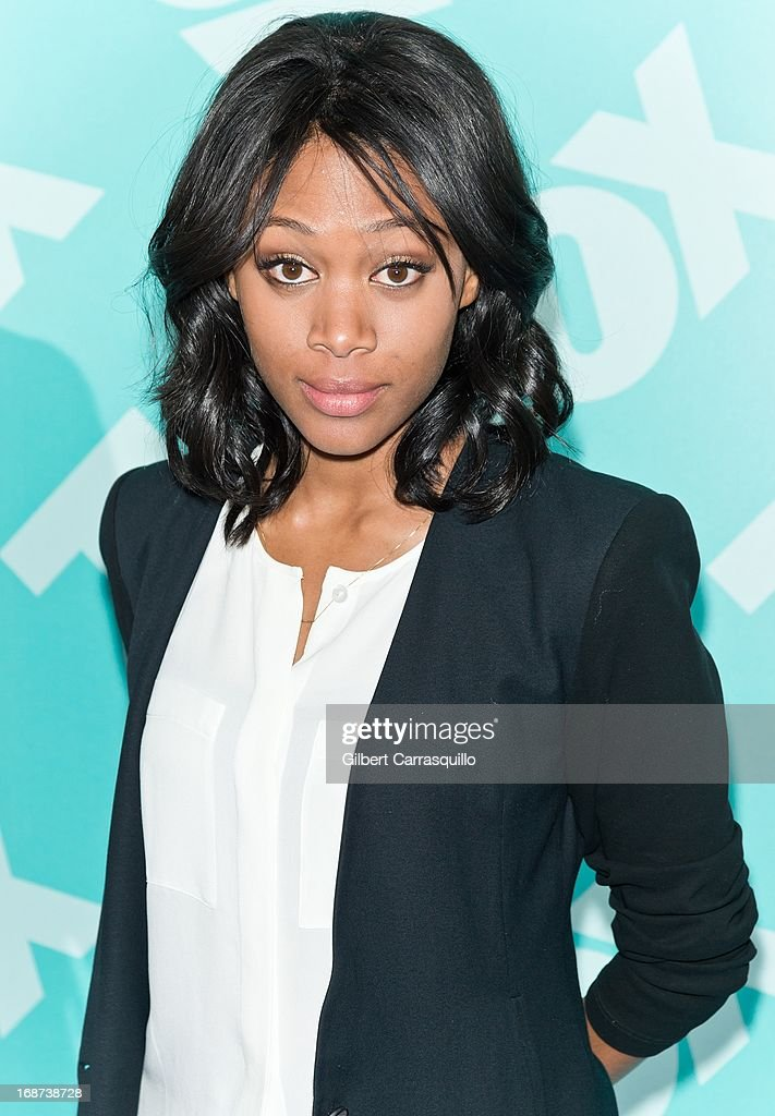 Actress Nicole Beharie of 'Sleepy Hollow' attends the FOX 2103 Programming Presentation Post-Party at Wollman Rink - Central Park on May 13, 2013 in New York City.