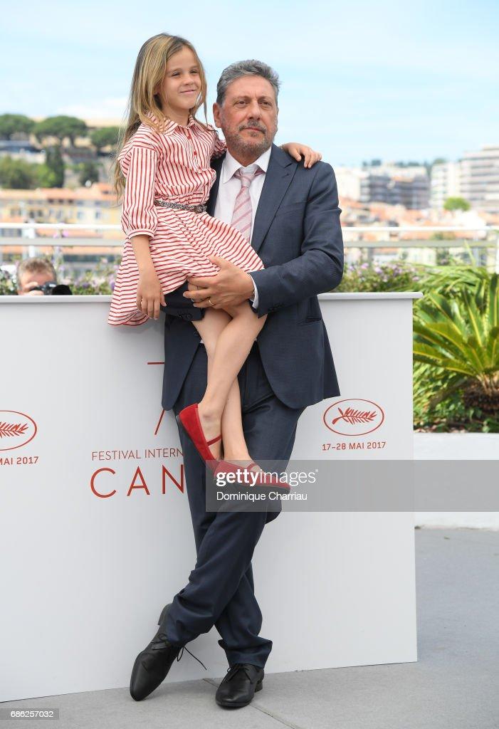 """Fortunata"" Photocall - The 70th Annual Cannes Film Festival"