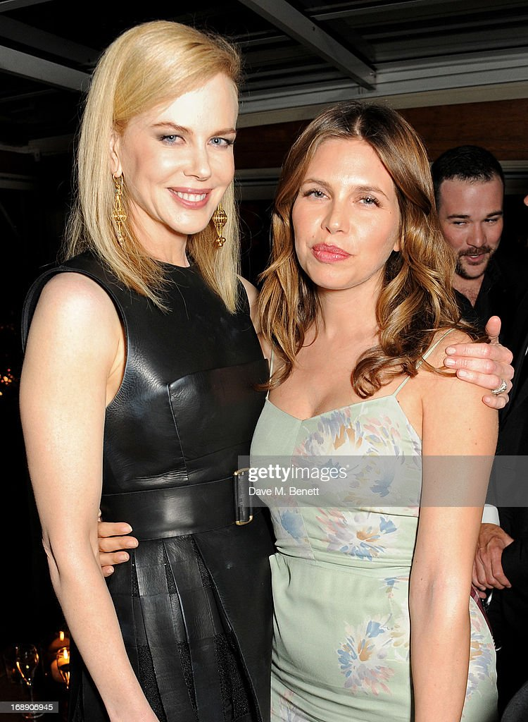 Actress Nicole Kidman (L) and Dasha Zhukova attend the IFP, Calvin Klein Collection & Euphoria Calvin Klein celebration of Women In Film At The 66th Cannes Film Festival on May 16, 2013 in Cannes, France.