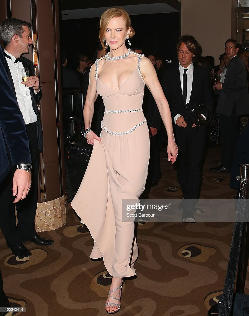 Actress <a gi-track='captionPersonalityLinkClicked' href=/galleries/search?phrase=Nicole+Kidman&family=editorial&specificpeople=156404 ng-click='$event.stopPropagation()'>Nicole Kidman</a> and <a gi-track='captionPersonalityLinkClicked' href=/galleries/search?phrase=Keith+Urban&family=editorial&specificpeople=202997 ng-click='$event.stopPropagation()'>Keith Urban</a> attend the Celebrate Life Ball at Grand Hyatt Melbourne on June 13, 2014 in Melbourne, Australia.