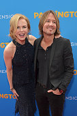 Actress Nicole Kidman and musician Keith Urban arrive on the red carpet for the premiere of TWCDimension's 'Paddington' at TCL Chinese Theatre IMAX...