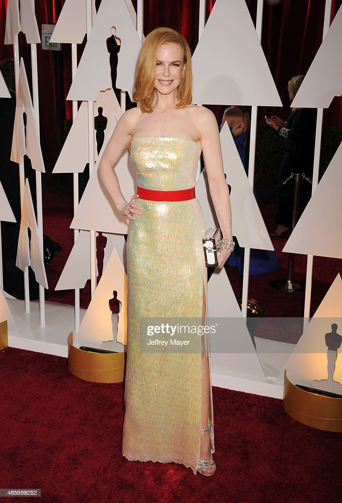 Actress <a gi-track='captionPersonalityLinkClicked' href=/galleries/search?phrase=Nicole+Kidman&family=editorial&specificpeople=156404 ng-click='$event.stopPropagation()'>Nicole Kidman</a> arrives at the 87th Annual Academy Awards at Hollywood & Highland Center on February 22, 2015 in Hollywood, California.