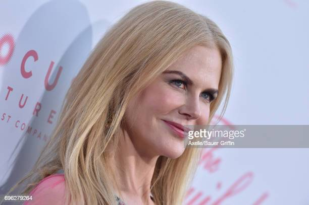 Actress Nicole Kidman arrives at the US Premiere of 'The Beguiled' at Directors Guild of America on June 12 2017 in Los Angeles California