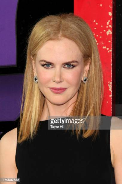 Actress Nicole Kidman attends the 2013 CMT Music awards at the Bridgestone Arena on June 5 2013 in Nashville Tennessee