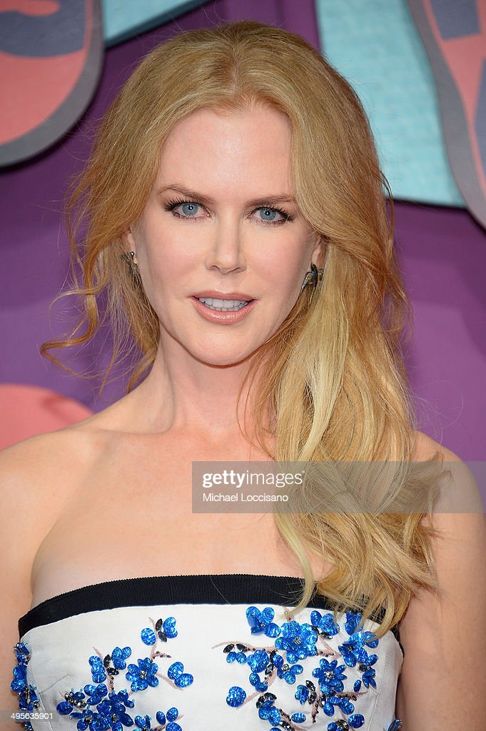 Actress Nicole Kidman attends the 2014 CMT Music awards at the Bridgestone Arena on June 4, 2014 in Nashville, Tennessee.