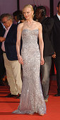 Actress Nicole Kidman attends the 'Birth' Premiere at the 61st Venice Film Festival on September 8 2004 in Venice Italy