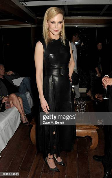 Actress Nicole Kidman attends the IFP Calvin Klein Collection Euphoria Calvin Klein celebration of Women In Film At The 66th Cannes Film Festival on...