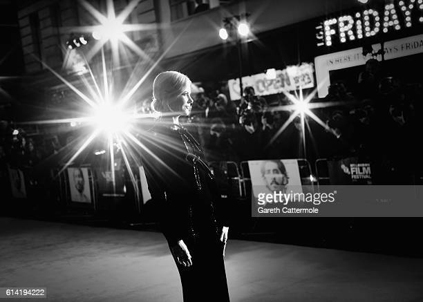 Actress Nicole Kidman attends the 'Lion' American Express Gala screening during the 60th BFI London Film Festival at Odeon Leicester Square on...