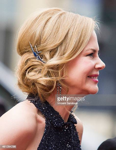 Actress Nicole Kidman attends the Los Angeles premiere of 'Paddington' at TCL Chinese Theatre IMAX on January 10 2015 in Hollywood California