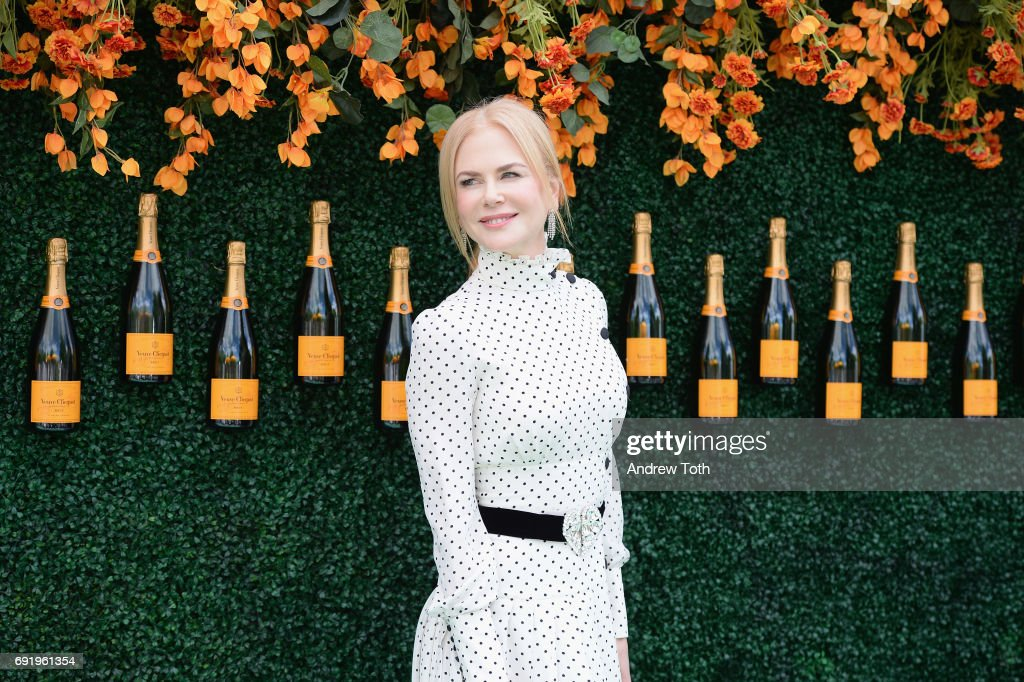 Actress Nicole Kidman attends The Tenth Annual Veuve Clicquot Polo Classic at Liberty State Park on June 3, 2017 in Jersey City, New Jersey.